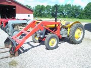 Traktor tipa Massey Ferguson 135 3 cyl diesel, Gebrauchtmaschine u Ejstrupholm