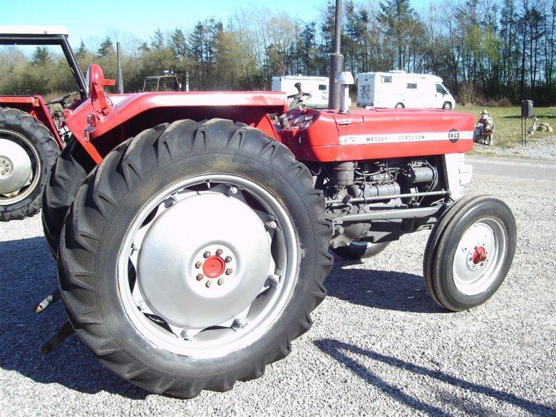 Traktor типа Massey Ferguson 135 8 gears model, Gebrauchtmaschine в Ejstrupholm (Фотография 5)