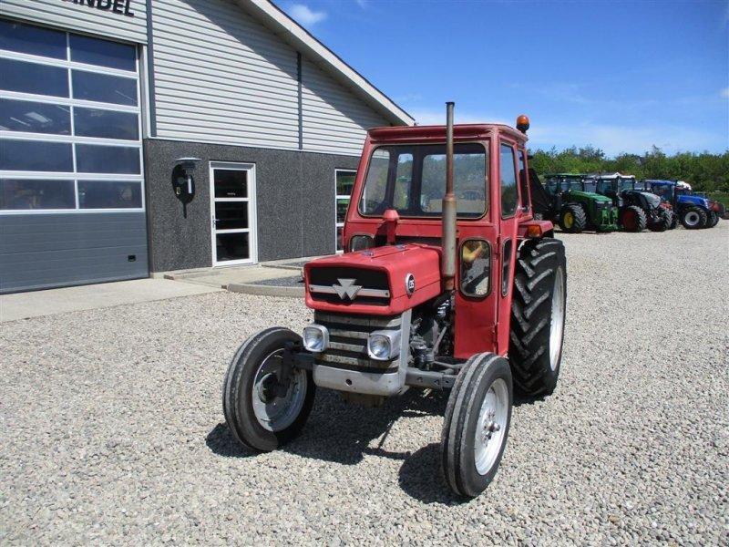 Traktor типа Massey Ferguson 135 den nye model med 8gear, Gebrauchtmaschine в Lintrup (Фотография 5)
