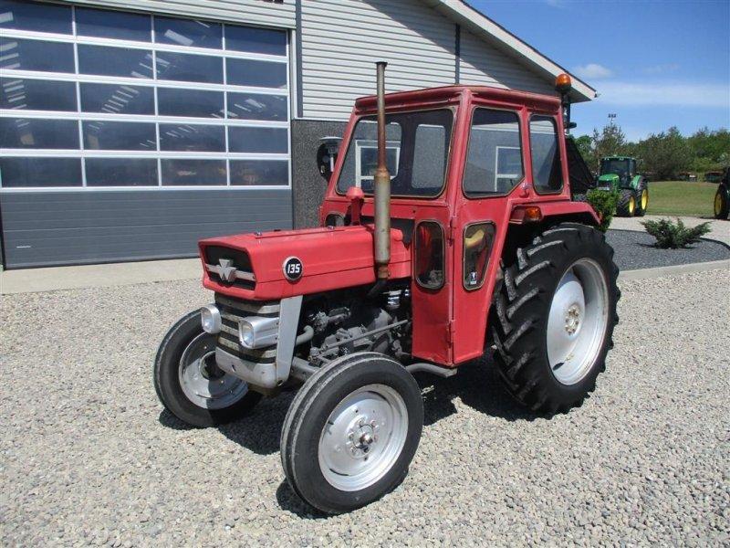 Traktor типа Massey Ferguson 135 den nye model med 8gear, Gebrauchtmaschine в Lintrup (Фотография 7)