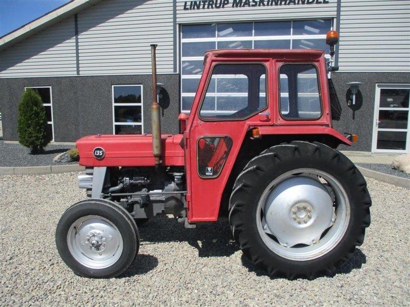 Traktor типа Massey Ferguson 135 den nye model med 8gear, Gebrauchtmaschine в Lintrup (Фотография 8)