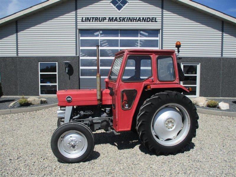 Traktor типа Massey Ferguson 135 den nye model med 8gear, Gebrauchtmaschine в Lintrup (Фотография 1)