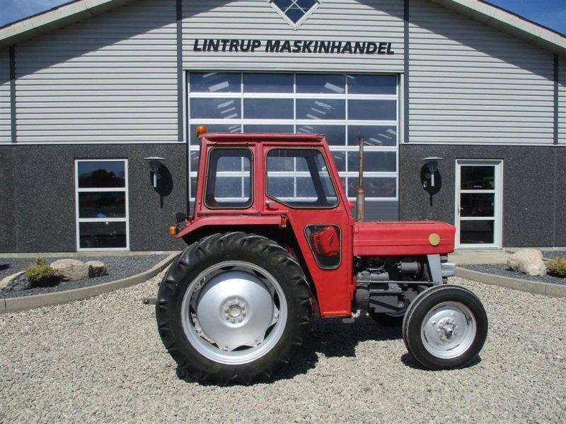 Traktor типа Massey Ferguson 135 den nye model med 8gear, Gebrauchtmaschine в Lintrup (Фотография 4)