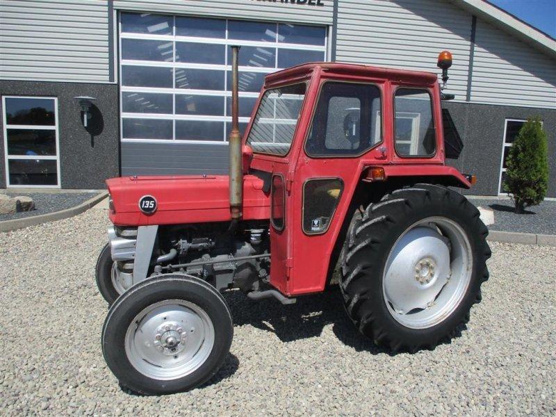 Traktor типа Massey Ferguson 135 den nye model med 8gear, Gebrauchtmaschine в Lintrup (Фотография 6)