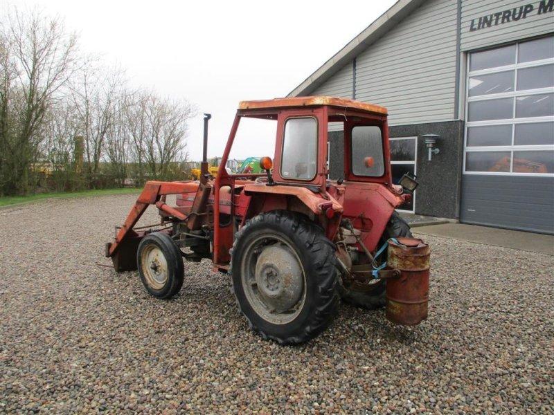 Traktor типа Massey Ferguson 135 med læsser, Gebrauchtmaschine в Lintrup (Фотография 3)