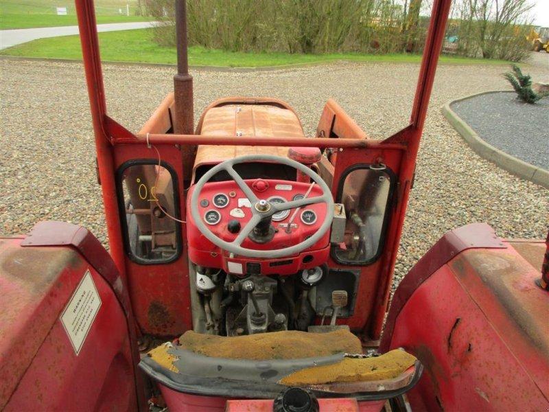 Traktor типа Massey Ferguson 135 med læsser, Gebrauchtmaschine в Lintrup (Фотография 4)
