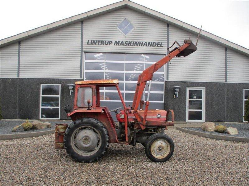 Traktor типа Massey Ferguson 135 med læsser, Gebrauchtmaschine в Lintrup (Фотография 7)