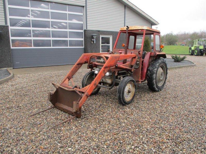 Traktor типа Massey Ferguson 135 med læsser, Gebrauchtmaschine в Lintrup (Фотография 2)