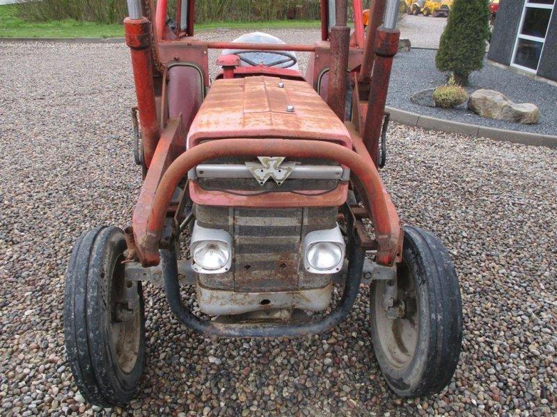Traktor типа Massey Ferguson 135 med læsser, Gebrauchtmaschine в Lintrup (Фотография 6)