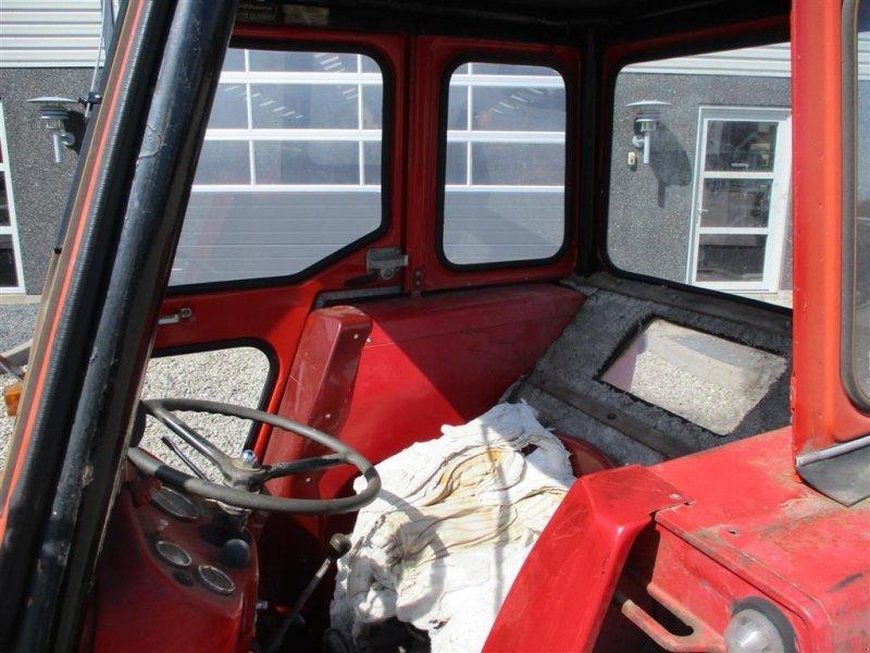 Traktor типа Massey Ferguson 135 med lukket kabine, Gebrauchtmaschine в Lintrup (Фотография 5)