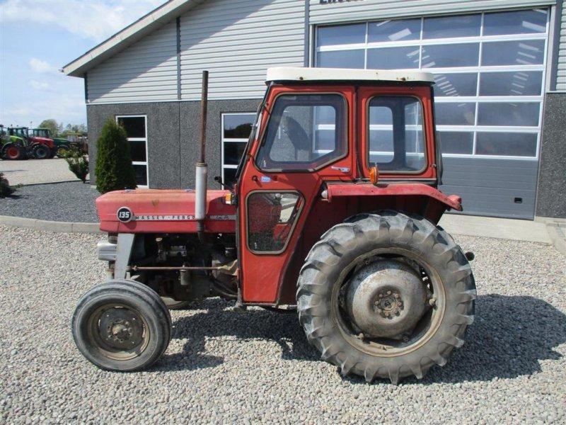 Traktor des Typs Massey Ferguson 135 med lukket kabine, Gebrauchtmaschine in Lintrup (Bild 8)