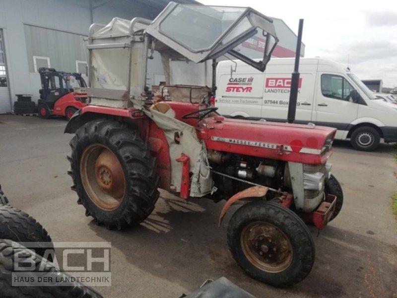 Traktor типа Massey Ferguson 135, Gebrauchtmaschine в Boxberg-Seehof (Фотография 1)