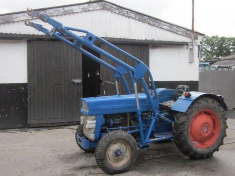 Traktor des Typs Massey Ferguson 135, Gebrauchtmaschine in Ziegenhagen (Bild 1)