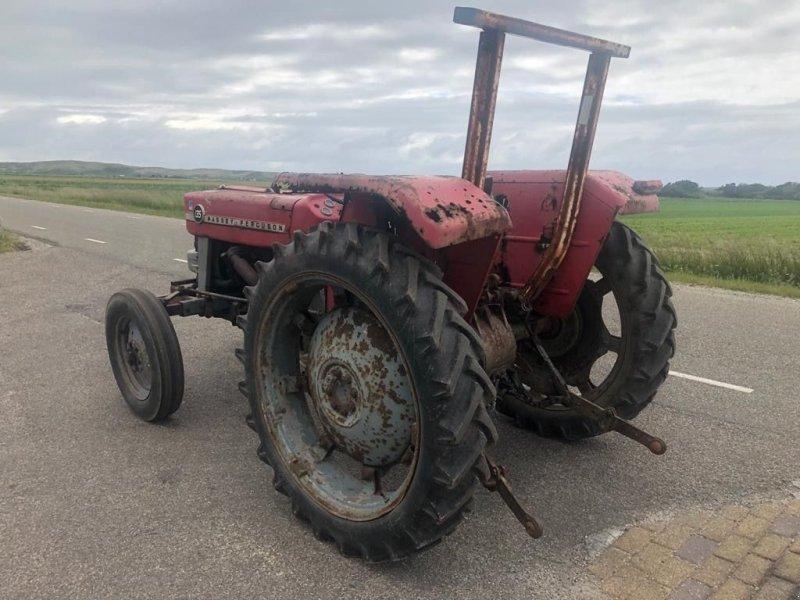 Traktor des Typs Massey Ferguson 135, Gebrauchtmaschine in Callantsoog (Bild 6)