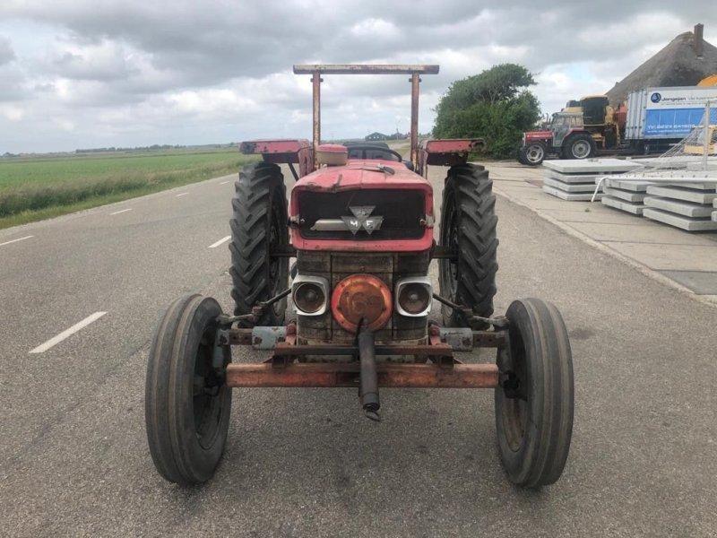 Traktor des Typs Massey Ferguson 135, Gebrauchtmaschine in Callantsoog (Bild 2)