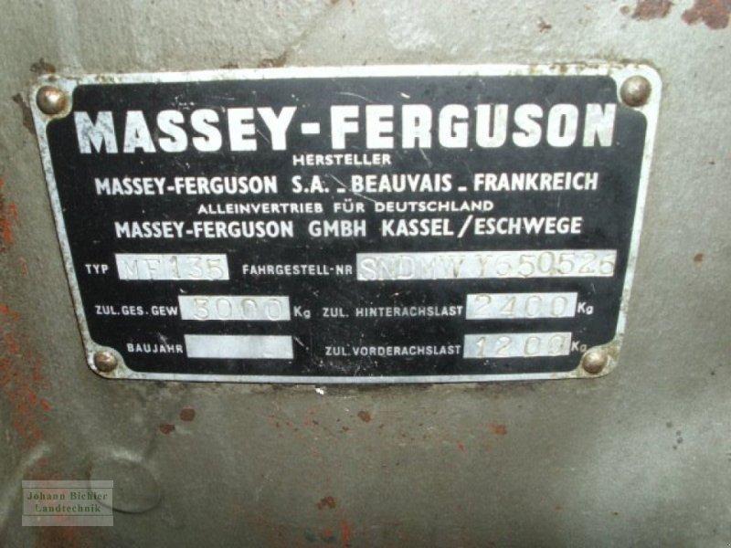 Traktor a típus Massey Ferguson 135, Gebrauchtmaschine ekkor: Unterneukirchen (Kép 4)