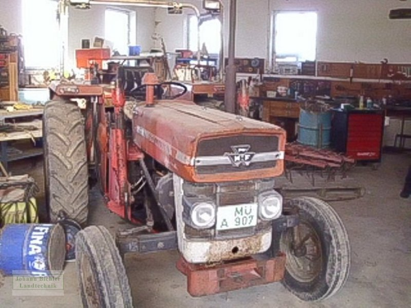Traktor a típus Massey Ferguson 135, Gebrauchtmaschine ekkor: Unterneukirchen (Kép 1)