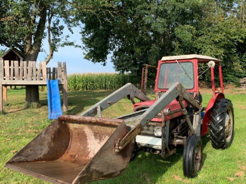 Traktor des Typs Massey Ferguson 135, Gebrauchtmaschine in Obergrafendorf (Bild 1)