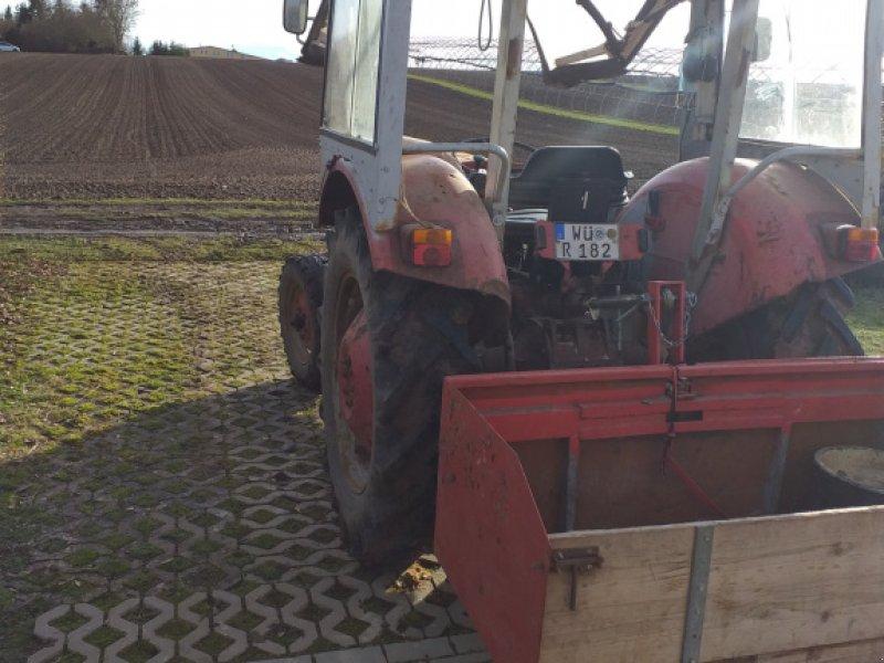 Traktor des Typs Massey Ferguson 135, Gebrauchtmaschine in Bergtheim (Bild 1)