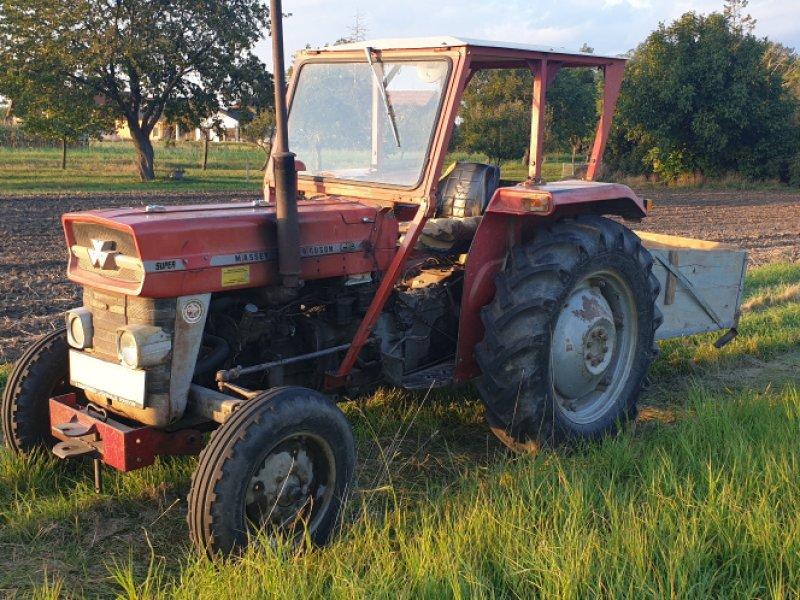 Traktor типа Massey Ferguson 135, Gebrauchtmaschine в Großkrut (Фотография 1)