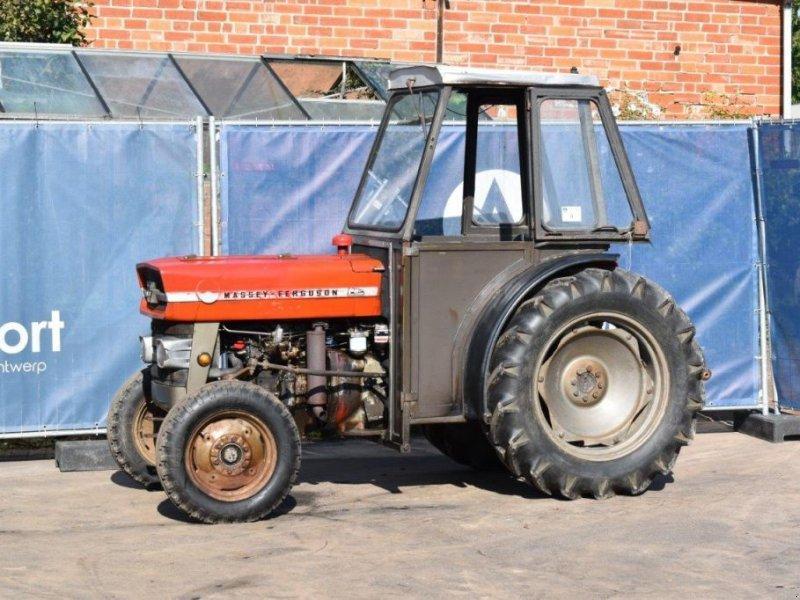 Traktor типа Massey Ferguson 135.8V, Gebrauchtmaschine в Antwerpen (Фотография 1)