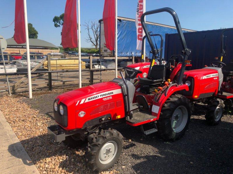 Traktor typu Massey Ferguson 1525 H, Neumaschine w Grantham (Zdjęcie 1)