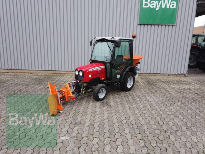 Traktor du type Massey Ferguson 1525 H, Gebrauchtmaschine en Manching (Photo 1)