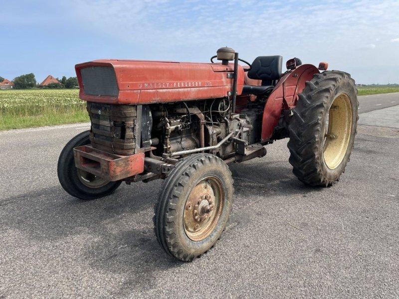 Traktor des Typs Massey Ferguson 158, Gebrauchtmaschine in Callantsoog (Bild 1)