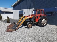 Massey Ferguson 165 Med Fuldhydraulisk frontlæsser Traktor