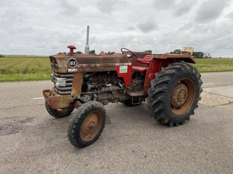 Traktor a típus Massey Ferguson 165, Gebrauchtmaschine ekkor: Callantsoog (Kép 1)