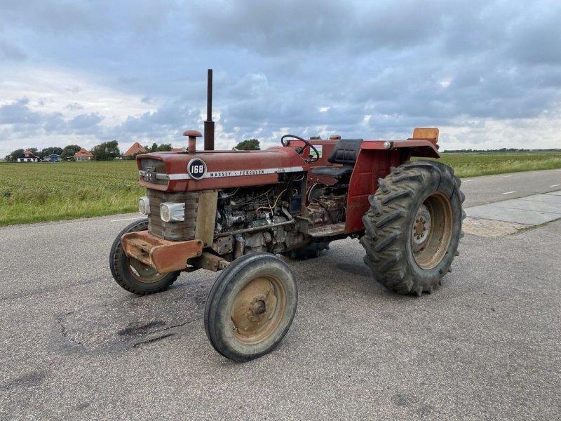 Traktor des Typs Massey Ferguson 168, Gebrauchtmaschine in Callantsoog (Bild 1)
