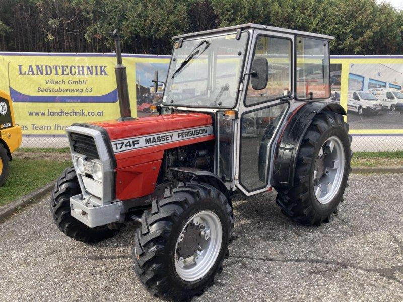 Traktor des Typs Massey Ferguson 174 F-Alpin, Gebrauchtmaschine in Villach (Bild 1)