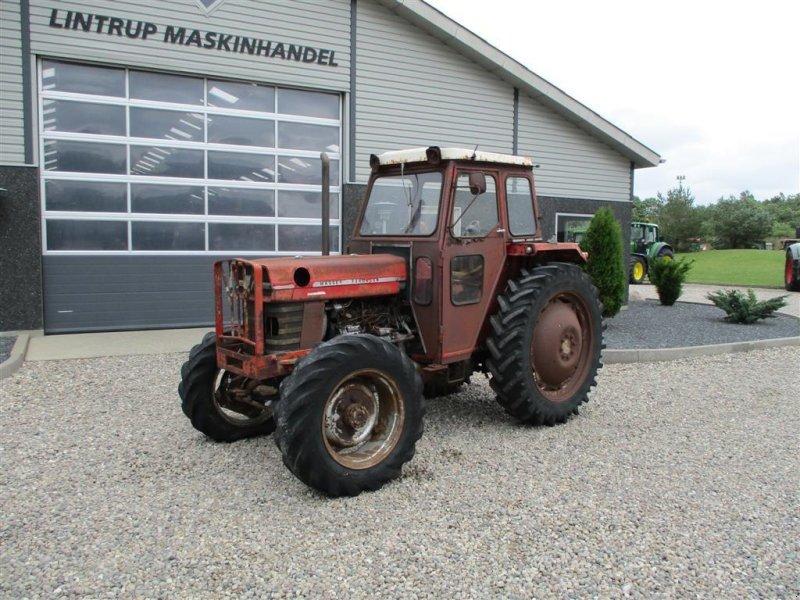Traktor типа Massey Ferguson 178 Multipower, Gebrauchtmaschine в Lintrup (Фотография 2)