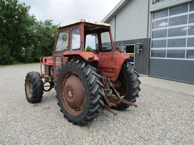 Traktor типа Massey Ferguson 178 Multipower, Gebrauchtmaschine в Lintrup (Фотография 3)