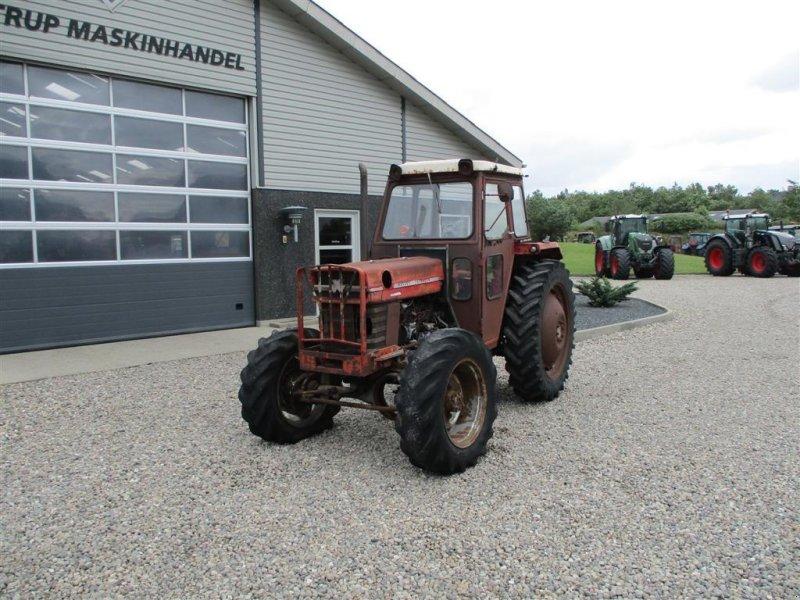 Traktor типа Massey Ferguson 178 Multipower, Gebrauchtmaschine в Lintrup (Фотография 7)