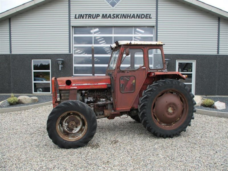 Traktor типа Massey Ferguson 178 Multipower, Gebrauchtmaschine в Lintrup (Фотография 1)