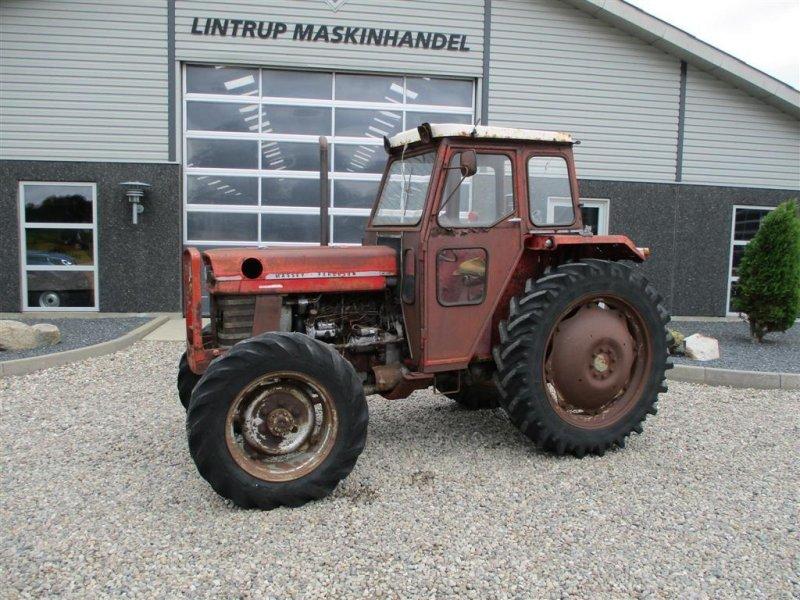 Traktor типа Massey Ferguson 178 Multipower, Gebrauchtmaschine в Lintrup (Фотография 8)