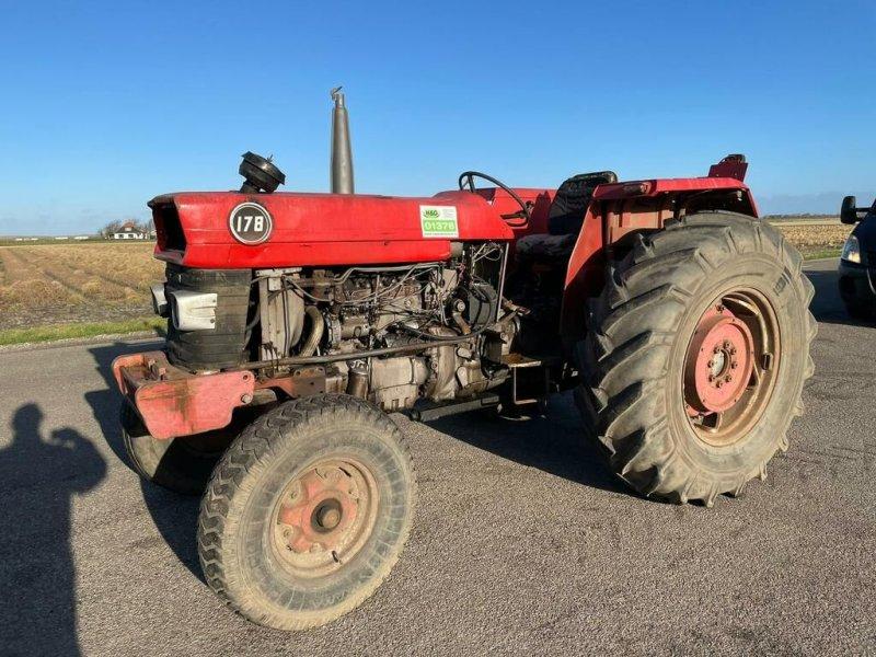 Traktor a típus Massey Ferguson 178, Gebrauchtmaschine ekkor: Callantsoog (Kép 1)