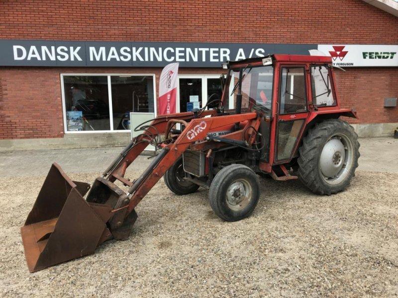 Traktor типа Massey Ferguson 240, Gebrauchtmaschine в Videbæk (Фотография 1)