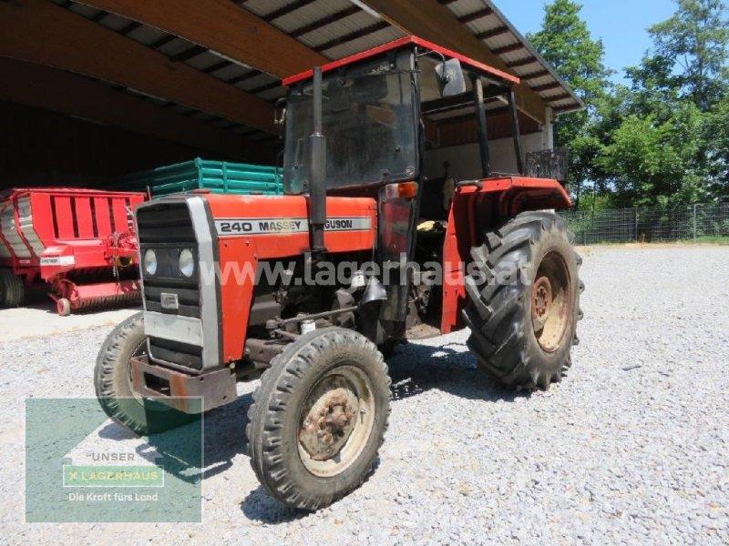 Traktor des Typs Massey Ferguson 240, Gebrauchtmaschine in Hofkirchen (Bild 1)