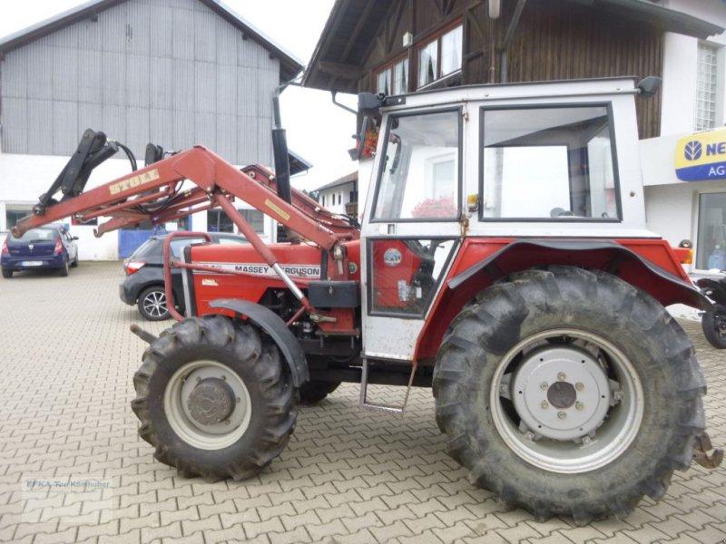 Traktor des Typs Massey Ferguson 254 AST, Gebrauchtmaschine in Erlbach (Bild 1)