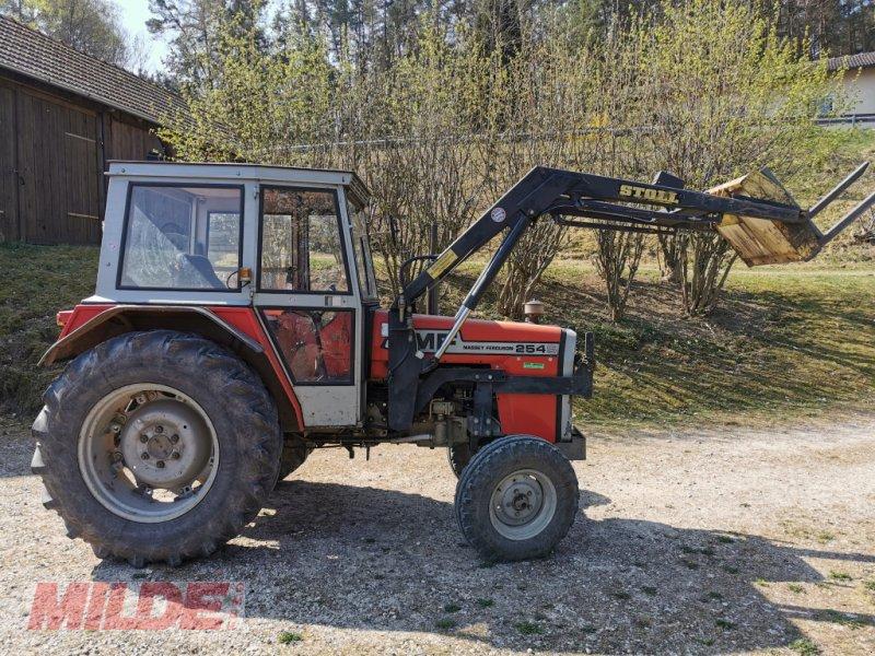 Traktor des Typs Massey Ferguson 254S, Gebrauchtmaschine in Gebenbach (Bild 1)