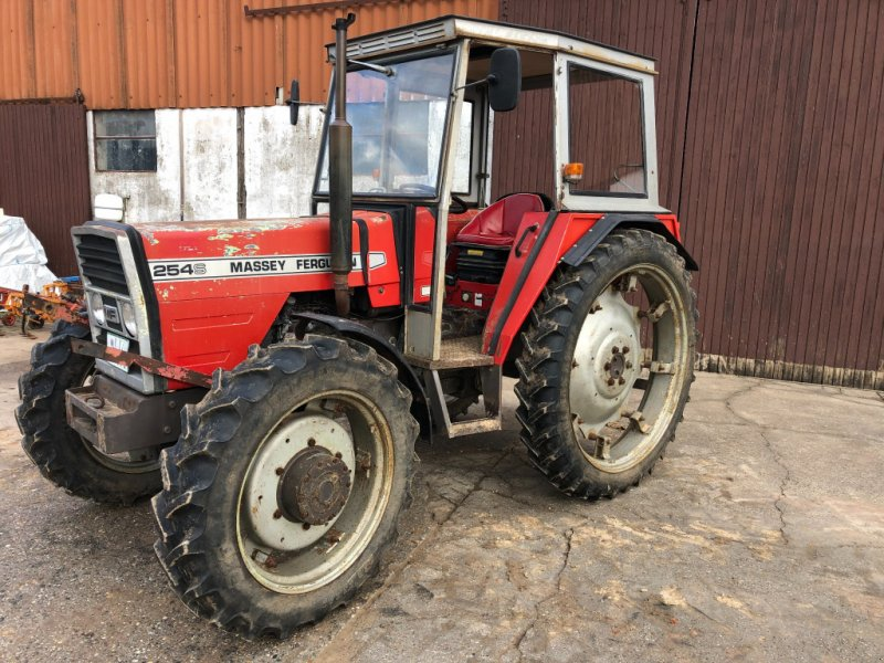 Traktor типа Massey Ferguson 254S, Gebrauchtmaschine в Schifferstadt (Фотография 1)