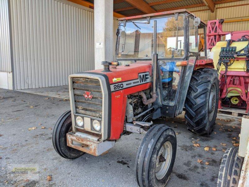 Traktor des Typs Massey Ferguson 260/8, Gebrauchtmaschine in Senftenbach (Bild 1)