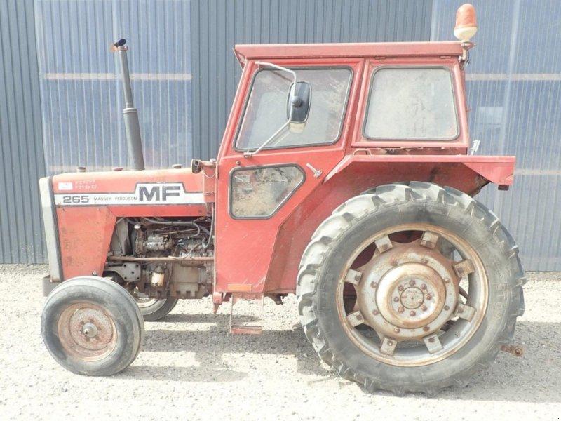 Traktor des Typs Massey Ferguson 265, Gebrauchtmaschine in Viborg (Bild 1)