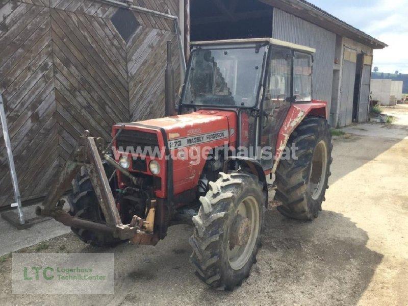 Traktor des Typs Massey Ferguson 273A MAXIBLOCK, Gebrauchtmaschine in Kirchdorf (Bild 1)