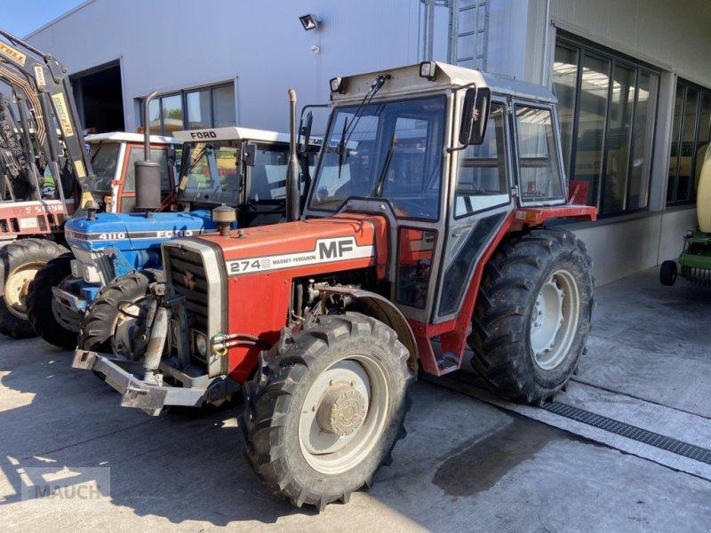 Traktor des Typs Massey Ferguson 274 AS, Gebrauchtmaschine in Burgkirchen (Bild 1)
