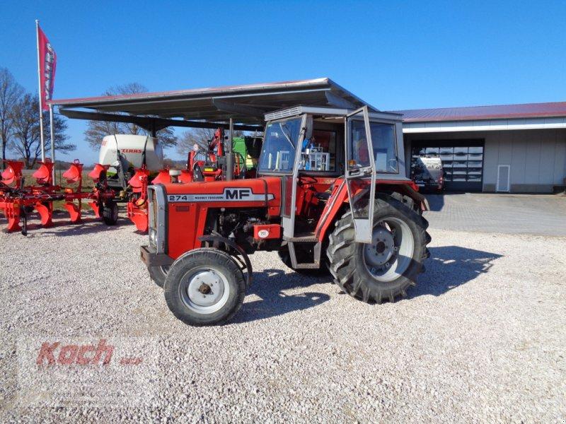 Traktor типа Massey Ferguson 274S, Gebrauchtmaschine в Neumarkt / Pölling (Фотография 1)
