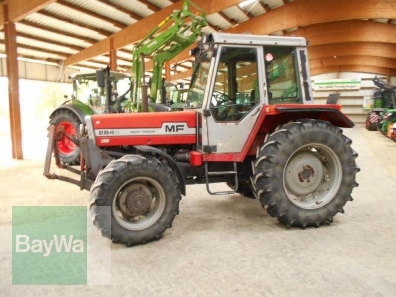 Traktor des Typs Massey Ferguson 284 AS, Gebrauchtmaschine in Mindelheim (Bild 1)