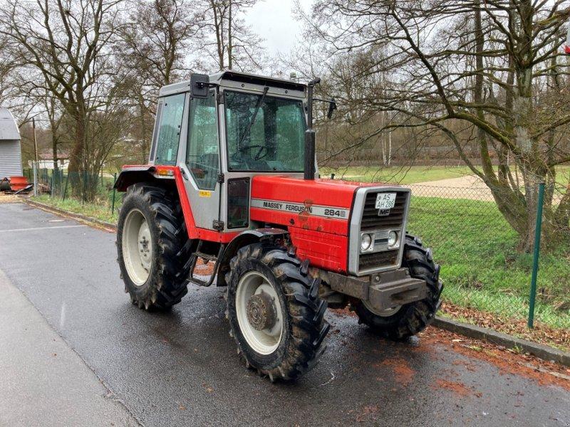 Traktor des Typs Massey Ferguson 284S, Gebrauchtmaschine in Sulzbach Rosenberg (Bild 1)
